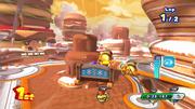 Mario Sonic Sochi Gameplay 860