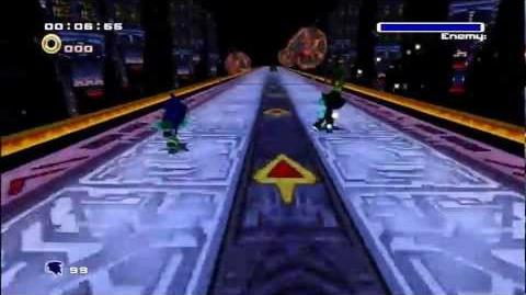 Sonic Adventure 2 Shadow the Hedgehog Round 2 1080 HD
