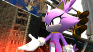 Sonic Generations Blaze 6