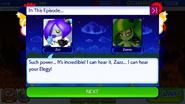 Sonic Runners Zazz Raid Event Zeena Zor Cutscene (6)