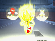 Team Super Sonic (CGI)