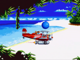 Angel Island (Classic Sonic's world)