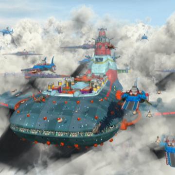 Eggman Fleet Sonic News Network Fandom