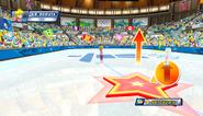 Mario Sonic Olympic Winter Games Gameplay 083