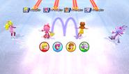 Mario Sonic Olympic Winter Games Gameplay 336