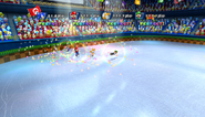 Mario Sonic Olympic Winter Games Gameplay 362