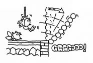 Mystic Cave Sketch 1