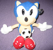 SegaSonic Sports SoccerSonic
