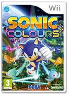 Sonic Colors cover 3
