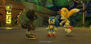 Sonic Forces cutscene 196