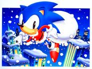 Sonic Screen Saver 14