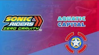 Aquatic Capital - Sonic Riders Zero Gravity