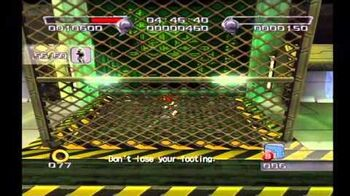 Shadow the Hedgehog Stage 4-2 The Doom (Dark Mission no com)
