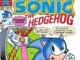 Archie Sonic the Hedgehog Issue 0