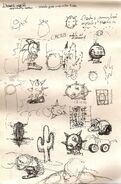 Sonic 2 Badnik koncept 32