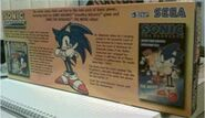 Sonic Advance AU Limited Edition Back