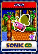 Sonic CD karta 3