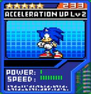 Acceleration Up Lv 2