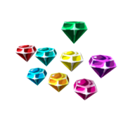 Chaos Emeralds Sonic Chronicles