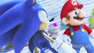 Mario & Sonic at the Olympic Winter Games Event Trailer