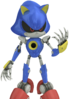 Metal Sonic 1 Tails19950