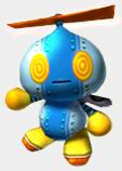 Omochao (Mario & Sonic 2010)