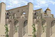 Rooftop Run Concept Art 3
