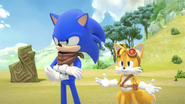 S1E33 Sonic Tails