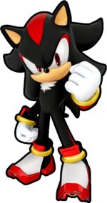 SR Shadow the Hedgehog