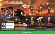 SonicForces digitalbonus Xbox