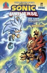 Sonic Universe Numero 28