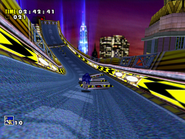 Speed Highway DC Sonic 38