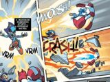 V. Maximum Overdrive Attack (Pre-Super Genesis Wave)