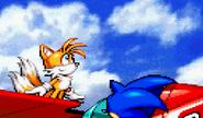 Advance Tails ending 3