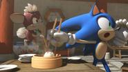 Chip VS Sonic
