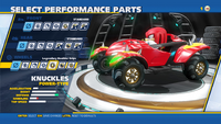 Knuckles Legendary Boulder Grips Wheels