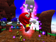 Knuckles unused attack