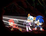 Knux.Rouge.Sonic