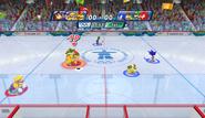 Mario Sonic Olympic Winter Games Gameplay 113