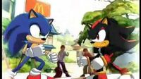 McDonald's Ad - Pucca & Sonic (France)