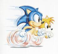 S2 Sonic Tails Run