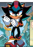Shadow the Hedgehog (Archie)