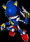 Sonic ChannelMetal