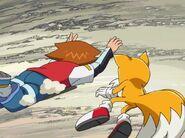 Sonic X Ep 18 Scene Cut 8