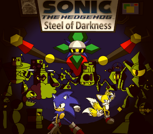 Sonic and the Steel of Darkness2