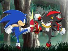 Sonic vs Shadow ep 35