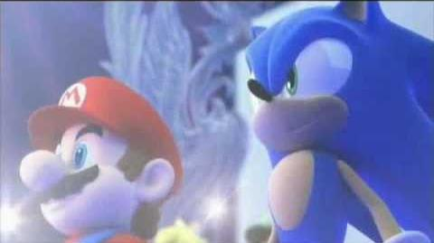 Mario and Sonic at the Olympic Games - Opening