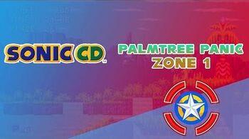 Palmtree Panic Zone 1 - Sonic CD