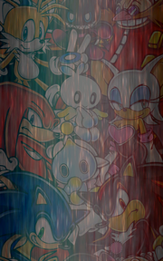 SonicAdventure2Battle FinalTitleBG