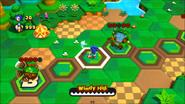 Sonic Lost World Hub World